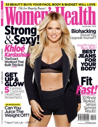 Womans Health | September 2015